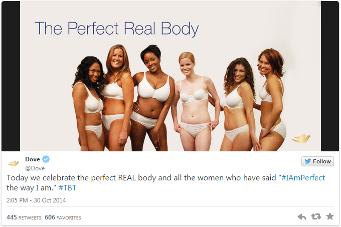 Victoria's Secret 'Perfect Body' Campaign is Not a Perfect Fit