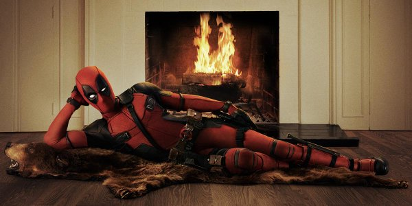 Deadpool movie promotion spoofs famous Burt Reynolds photo