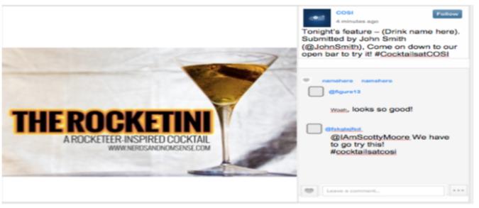 CocktailsAtCOSI